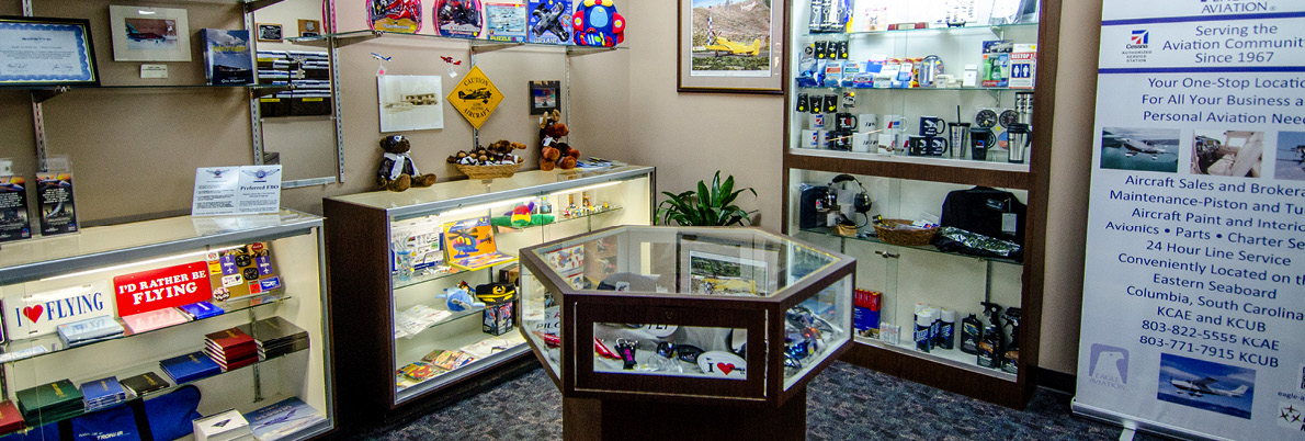 Eagle Aviation FBO Shop