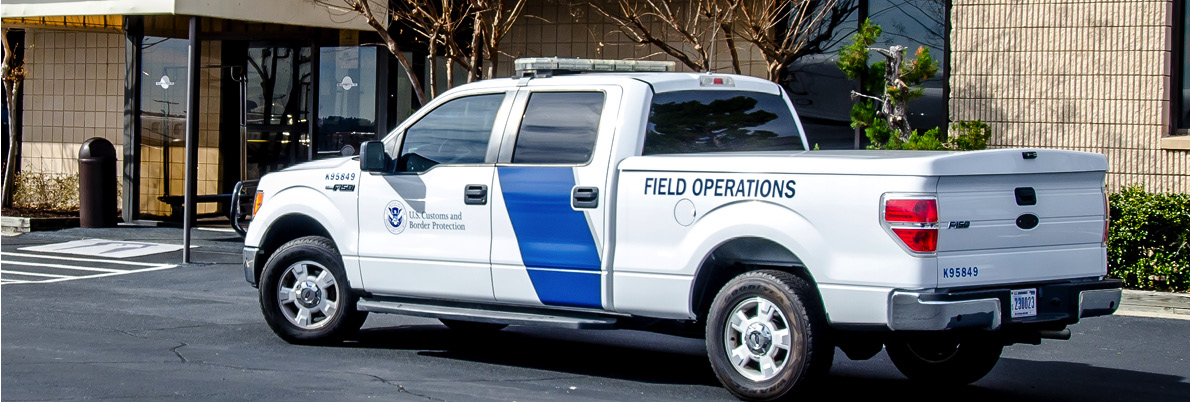 Eagle Aviation field services truck